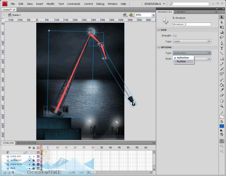 Adobe Flash CS4 Professional Tutorials + Project Files Download