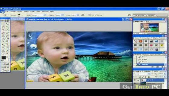 Adobe Photoshop 7 Direct Link Setup Download Free