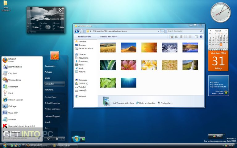 Windows 7 Ultimate 32 64 Bit Latest Version Download