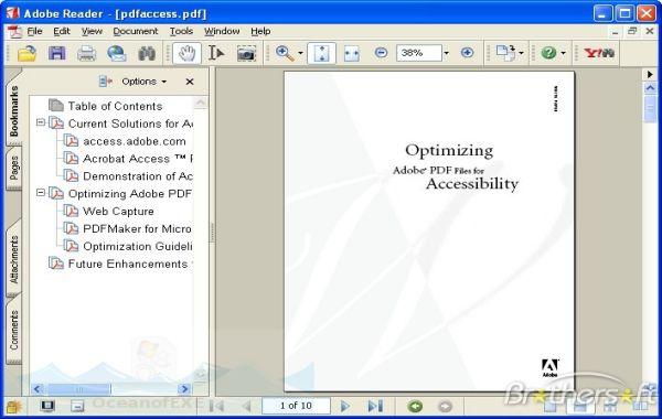 Adobe Acrobat Reader 6 offline installer Download