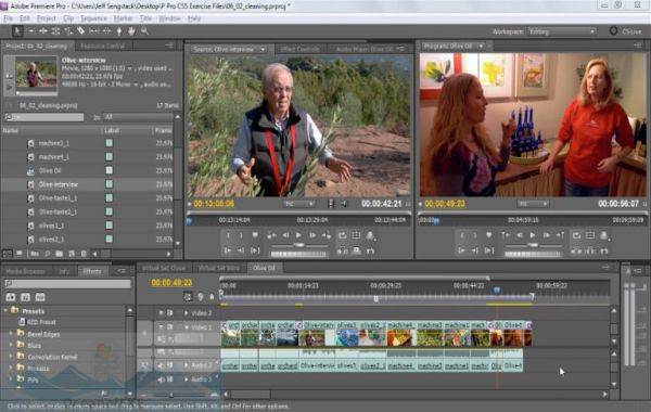 Adobe Premiere Pro CS5 direct link Download