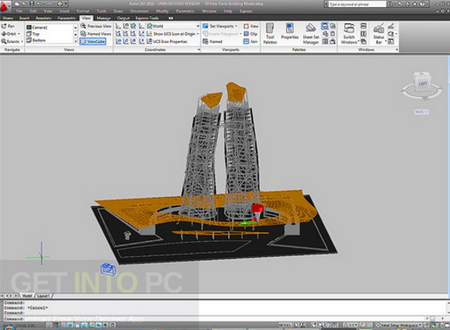 AutoCAD 2010 Direct Link Download