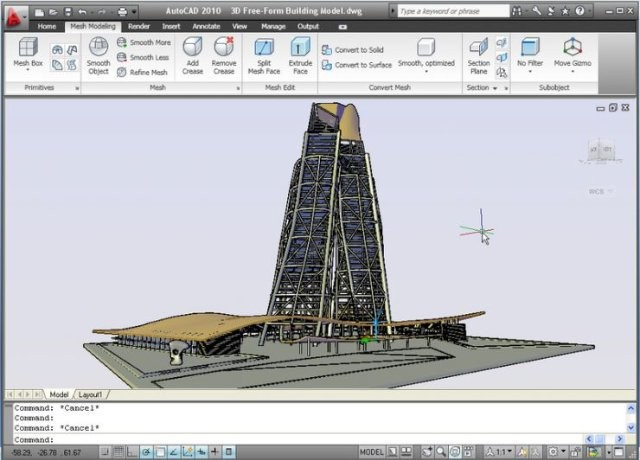 AutoCAD 2011 64 bit Latest Version Download Free