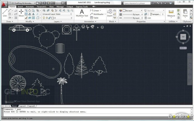 AutoCAD 2011 32 bit Direct link Download Free