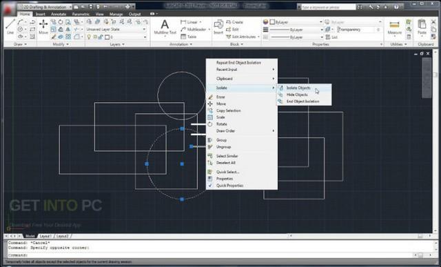 AutoCAD 2011 32 bit Offline Installer Download Free