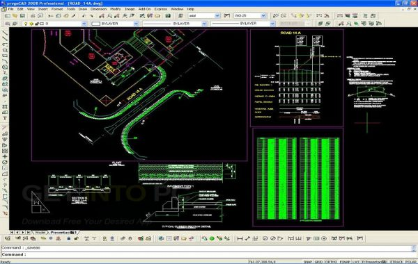 AutoCAD Land Desktop 2009 Latest Version Download Free
