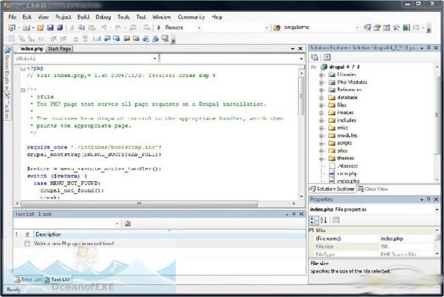 Visual Studio 2005 latest Version Download Free