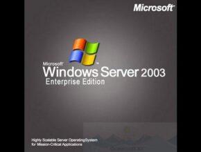 Windows Server 2003 Enterprise Download Free