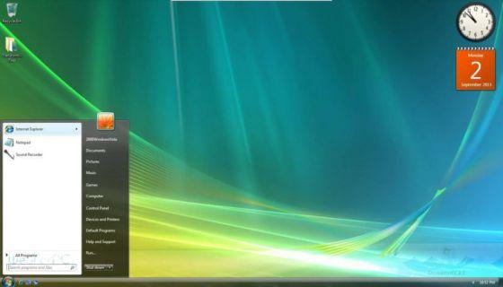 Windows Vista Home Premium Download Free