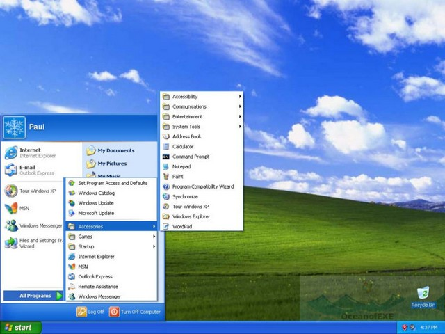 Windows XP Professional SP3 Direct link Free Download