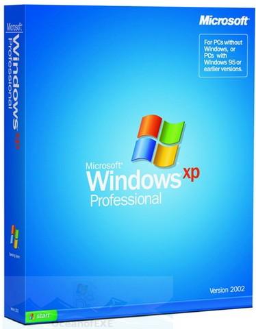 Windows XP Professional SP3 Free Download