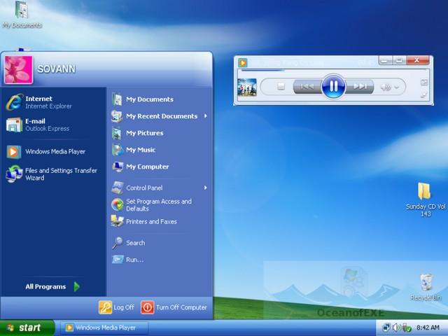 Windows XP Professional SP3 Offline Installer Free Download
