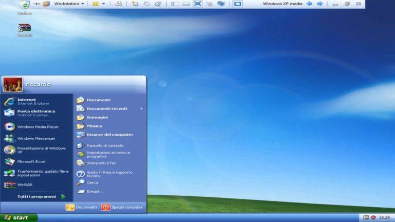 Windows XP Vienna Edition Offline Installer Download Free