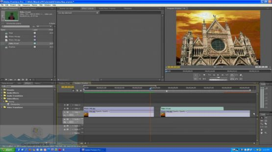 Adobe Premiere Pro CS4 Direct Link Download