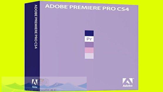 Adobe Premiere Pro CS4 Download Free