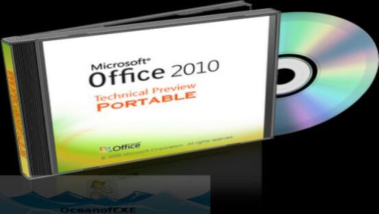 Microsoft Office 2010 Portable Download Free