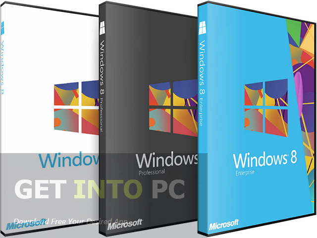 Windows 8 All in One ISO Free Download