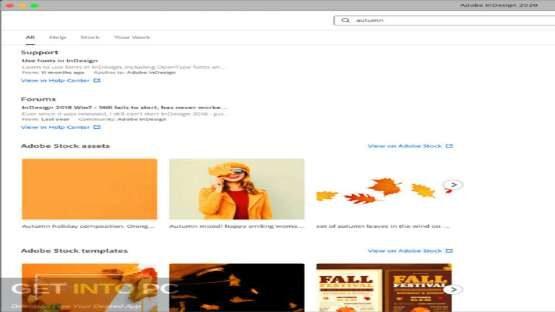 Adobe InDesign 2020 direct link Download