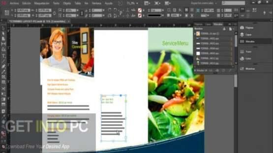 Adobe InDesign 2020 offline Installer Download