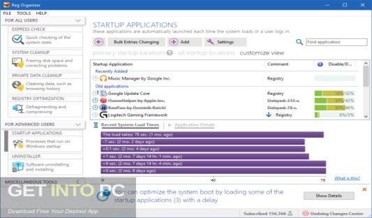 Reg Organizer 2020 Free Download