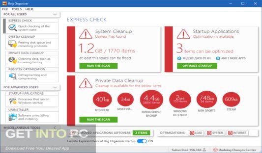 Reg Organizer 2020 Offline Installer Download