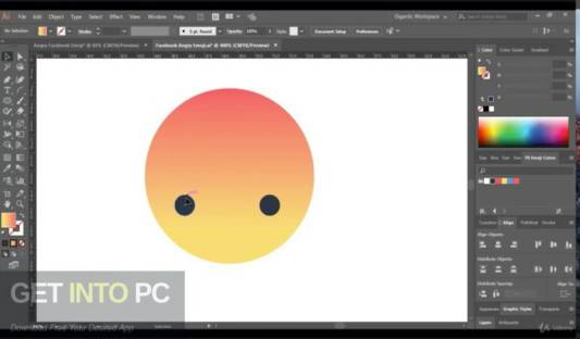 Adobe Illustrator CC 2020 direct link Download