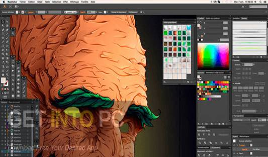 Adobe Illustrator CC 2020 offline Installer Download