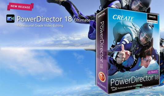 CyberLink PowerDirector Ultimate Download