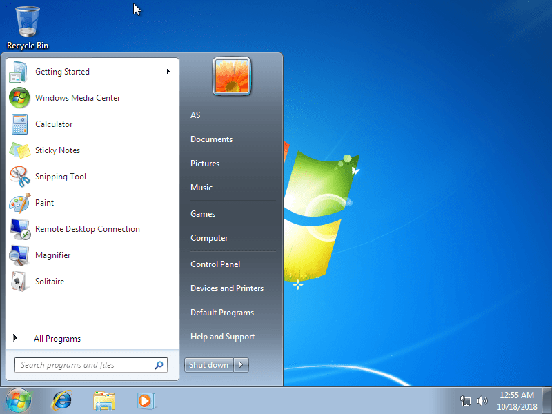 Windows 7 Latest Version Updated ISO file Download