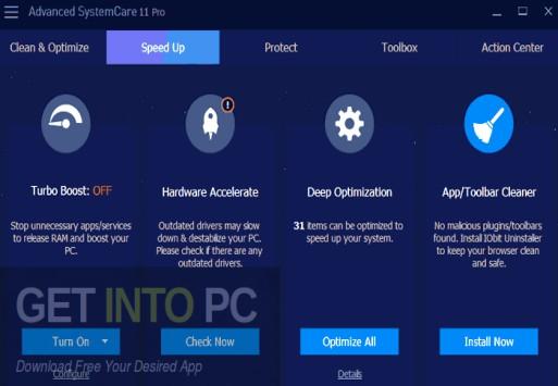 Advanced SystemCare Pro 13 offline Installer Download
