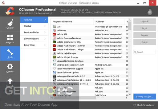 CCleaner Pro 5.65.7632 2020 Direct Link Download