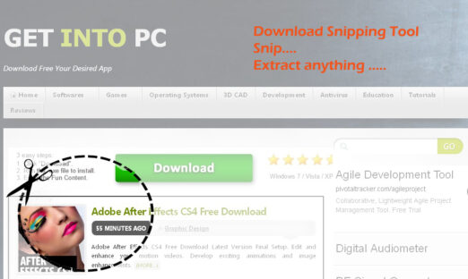Snipping Tool Free Download