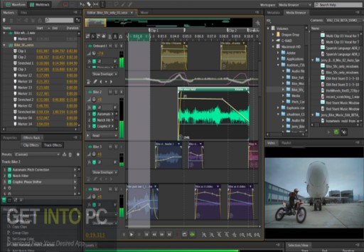 Adobe Audition CC 2020 Offline Installer Download