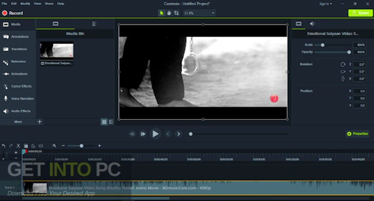 Camtasia Free Download 2020