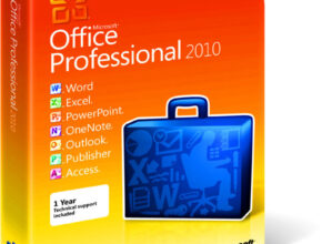 Microsoft Office 2010 Professional Plus SP2 Free Download
