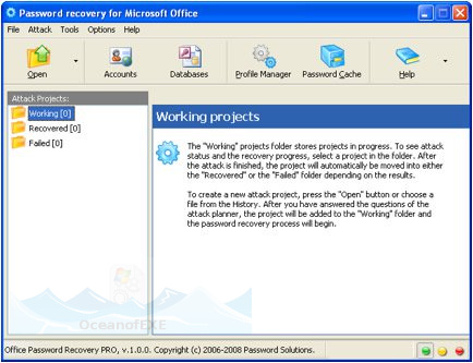 Microsoft Office Recovery 2008 Offline Installer Download