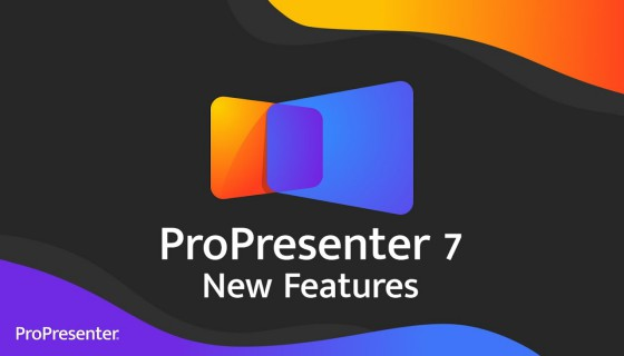 ProPresenter 7 Free Download For Windows 2020