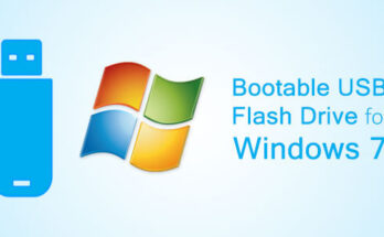 Create Windows 7 Bootable USB Drive From ISO File