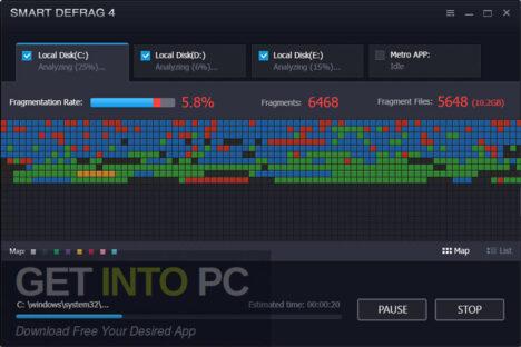 IObit Smart Defrag Pro 2020 Free Download