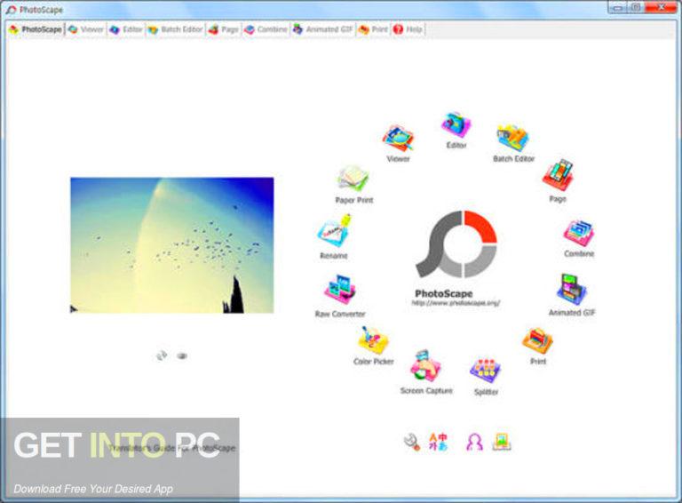 PhotoScape X Pro 2020 Free Download