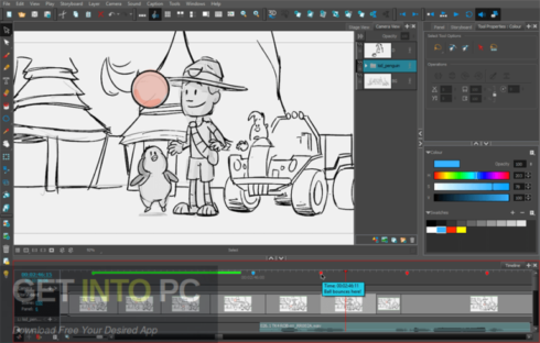 Toon Boom Storyboard Pro 2020 Free Download