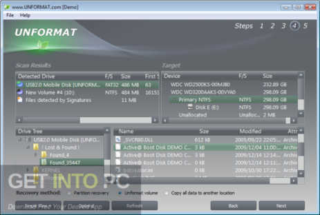 UNFORMAT Professional latest Version Free Download