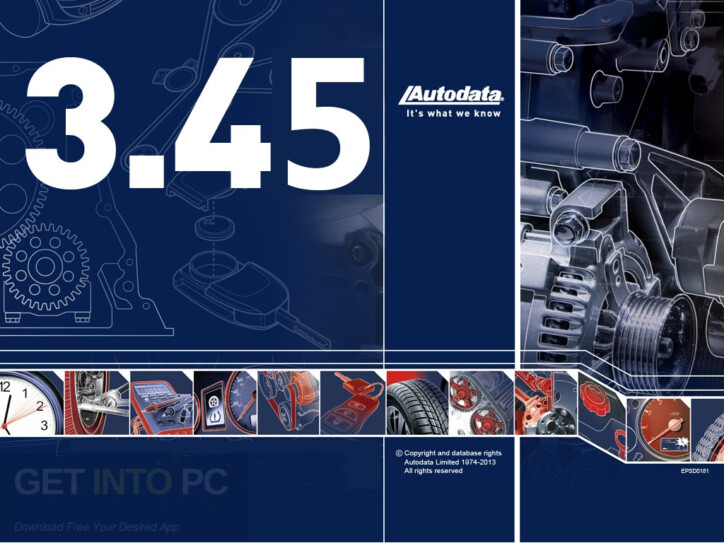 AUTODATA 3.45 Full Setup Free Download
