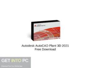 Autodesk AutoCAD Plant 3D 2021 Free Download