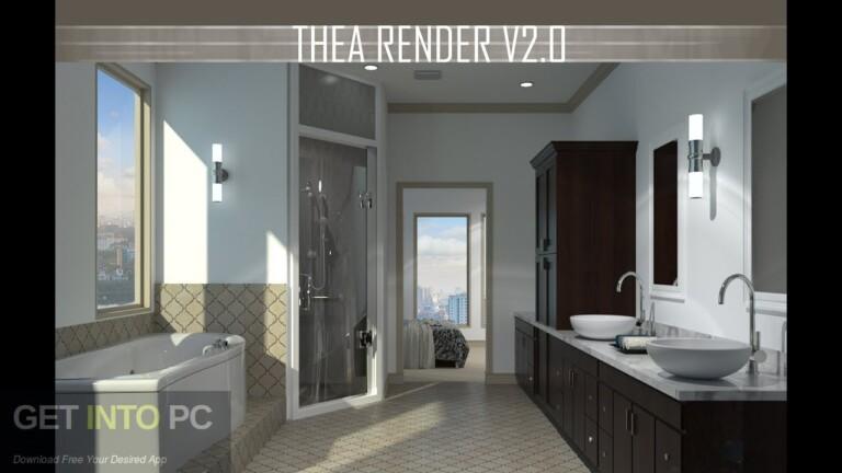 Thea Render Cinema 4D Free Download