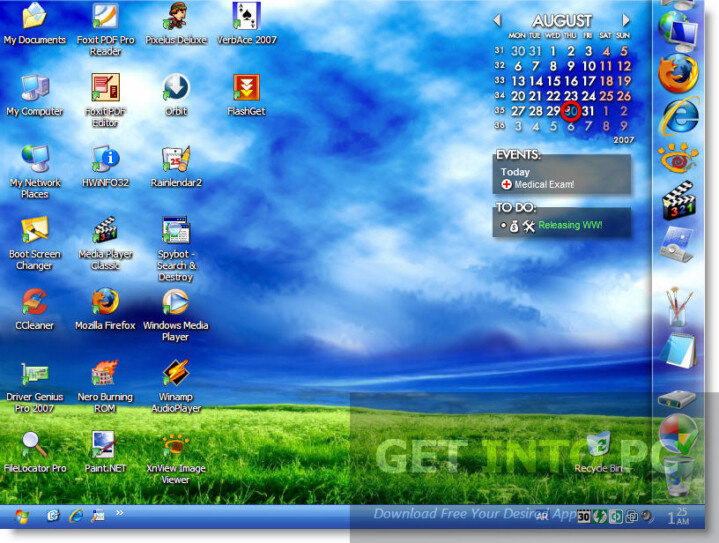 Windows XP Home Edition SP3 Free Download