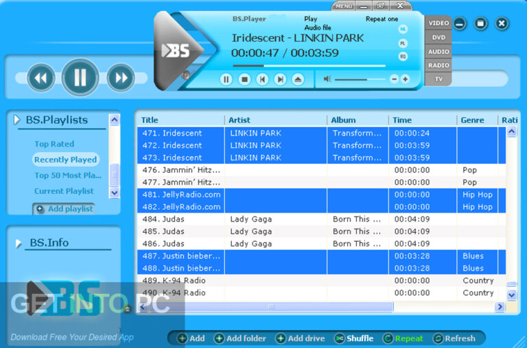 BS Player Pro 2020 Free Download