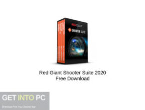 Red Giant Shooter Suite 2020 Free Download