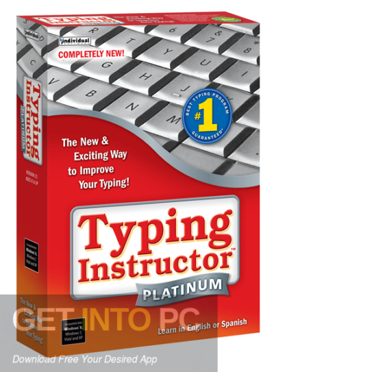 Typing Instructor Platinum Free Download