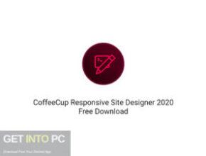 CoffeeCup Responsive Site Designer 2020 Free Download